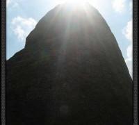 Megalithische Kultstätte...